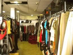 dépôt vente de vêtements